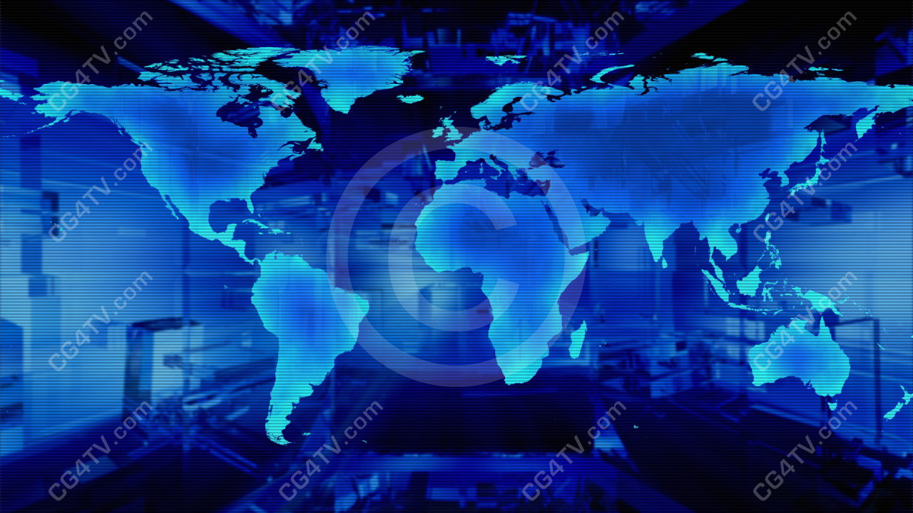 1400 x 425 images technology - World Map Animated Background