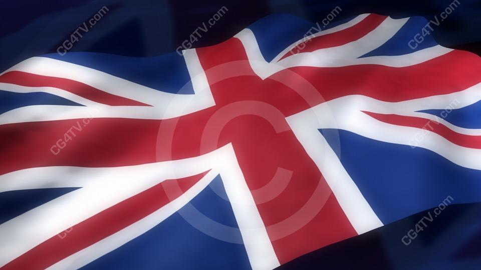 флаг 3d