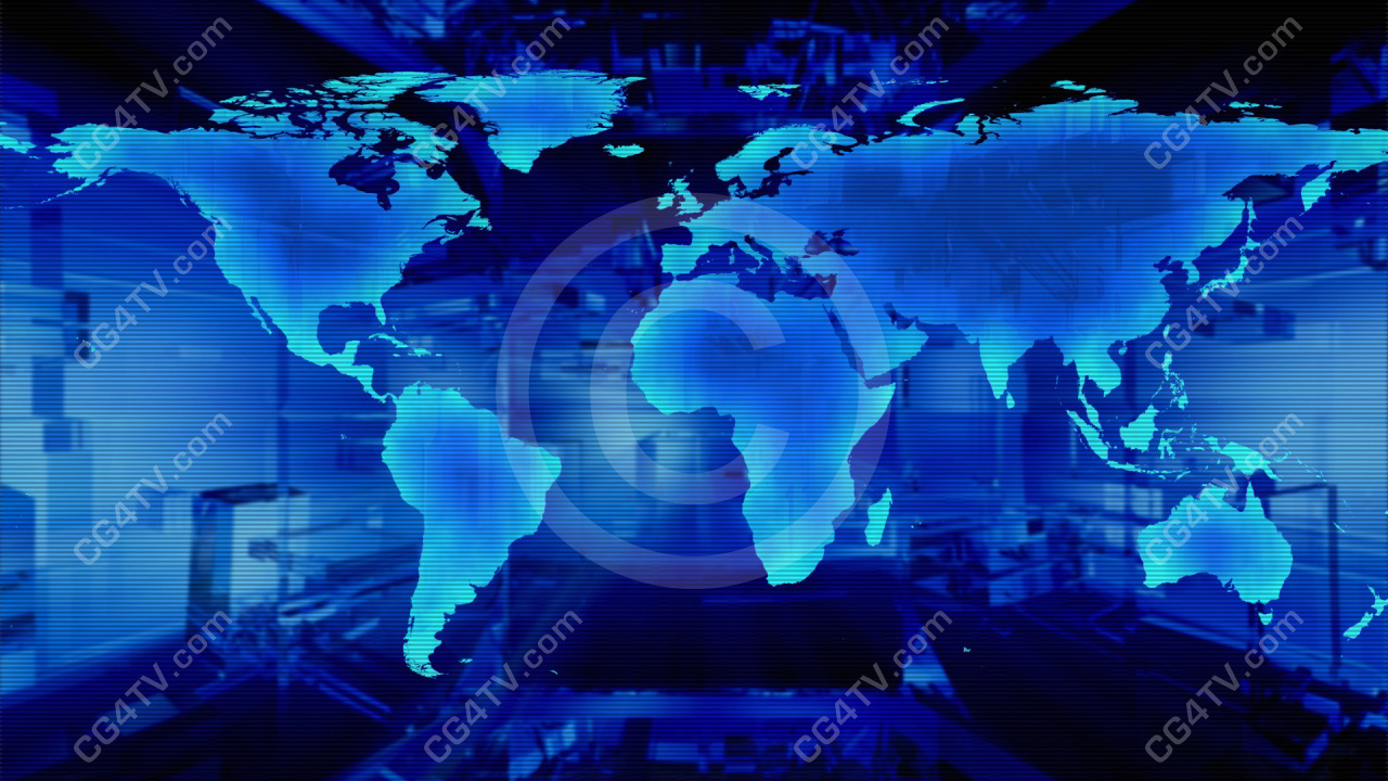 World map animated background full hd clip our stunning world map animated gumiabroncs Choice Image