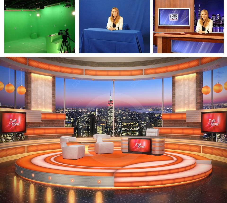 Greenscreen Backgrounds Chromakey Virtual Sets Software 3d Animations Cg4tv Com