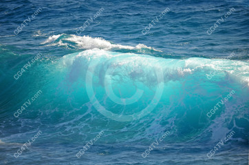 Ocean Wave Photo high resolution