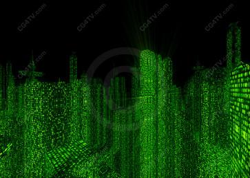 Green Matrix City