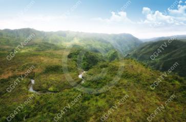 Hawai Mountains Photo