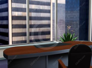 CEO Stills Virtual Set -- Camera 7