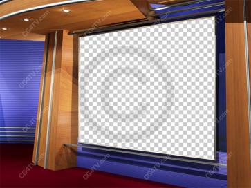 Classic Weather Virtual Set Camera 3 high resolution