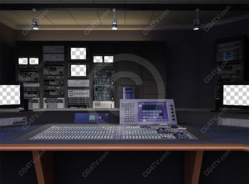Camera 1. Control Room
