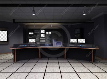 Camera 3. Control Room