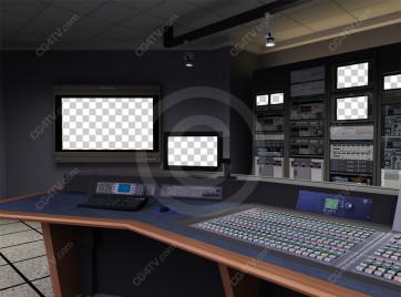 Camera 4. Control Room