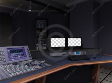 Camera 7. Control Room