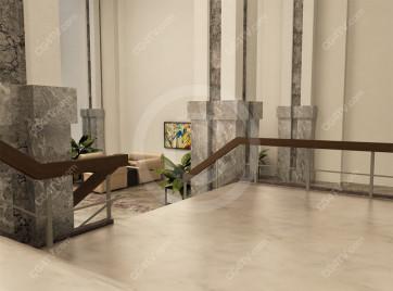 Lobby Virtual Set -- Camera 12