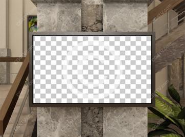 Lobby Virtual Set -- Camera 13