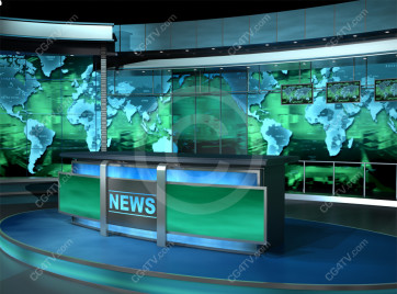 News and Interviews Background -- Camera 15