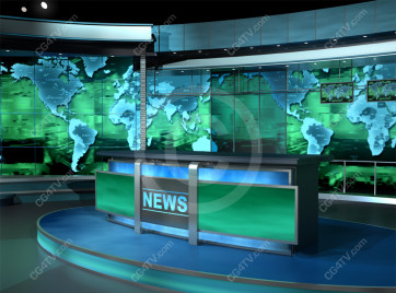News and Interviews Background -- Camera 17