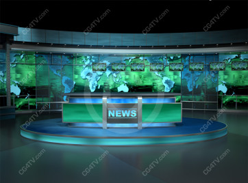 News and Interviews Background -- Camera 9
