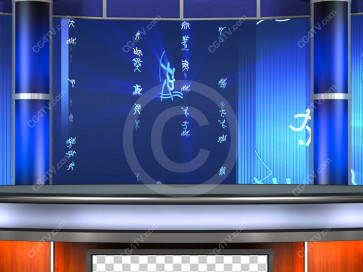 Sport Set Background -- Camera 5