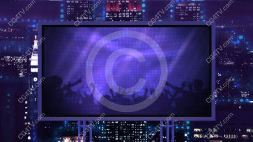 Virtual Stage Set -- C11 high resolution