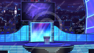 Virtual Stage Set -- C5 high resolution