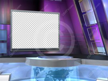 Flex News Set Camera 3 high resolution