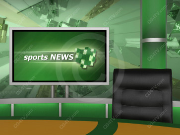 Sport Virtual Studio Set Camera 4 high resolution