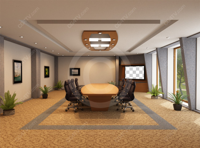 Camera 1. Corporate Conference Room