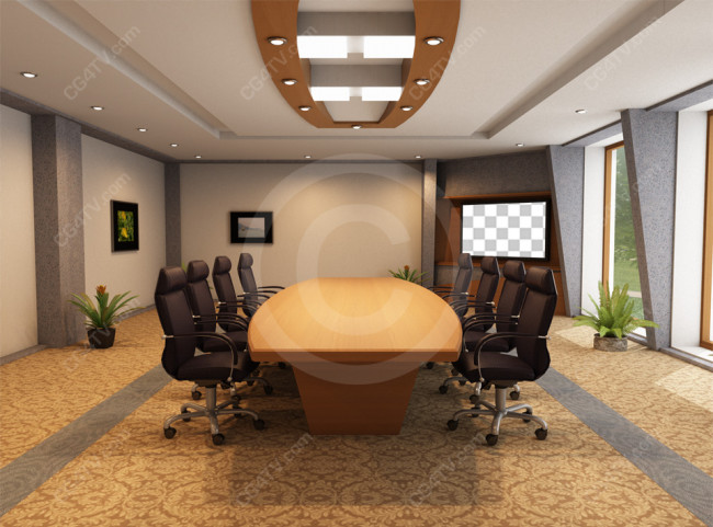 Camera 2. Corporate Conference Room