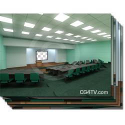Lecture Virtual Set