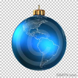 Christmas Ball Image