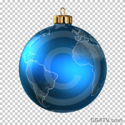 Christmas Bauble Image