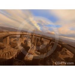 Future Megalopolis Image