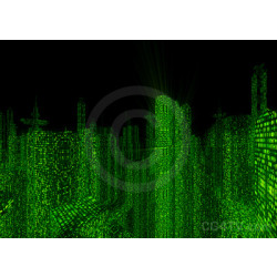 Green Matrix City