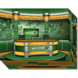 Sport Virtual Studio Set