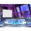 Flex Virtual News Set -- Camera 2