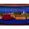 Classic Talk Show Virtual Set -- Camera 2