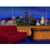 Classic Talk Show Virtual Set -- Camera 5