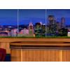 Classic Talk Show Virtual Set -- Camera 7