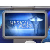 Camera 8. Medical News Set