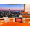 Talk Show Virtual Set Orange -- Camera 3