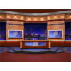 News Virtual Studio Set for two anchors -- Camera 2