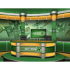Sport News Background  -- Camera 8