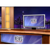 Virtual Newsroom for Two Hosts -- Camera 8