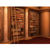 Library Virtual Set -- C3