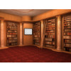 Library Virtual Set -- C8