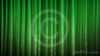 Flickering Curtain Animation