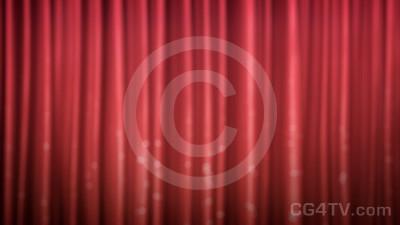 Animated Shiny Curtain Background
