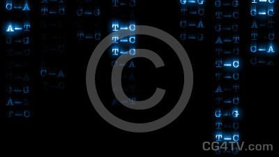 DNA Code ATCG Intro