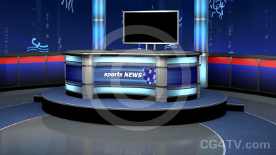 Animated Sports Set -- Camera 6