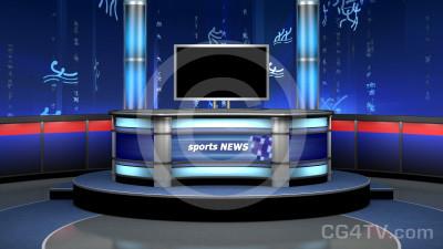 Animated Sports Set -- Camera 1