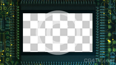 Inside PC Animated Virtual Set -- Camera 10