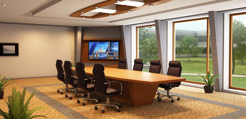 Corporate Photorealistic Backgrounds