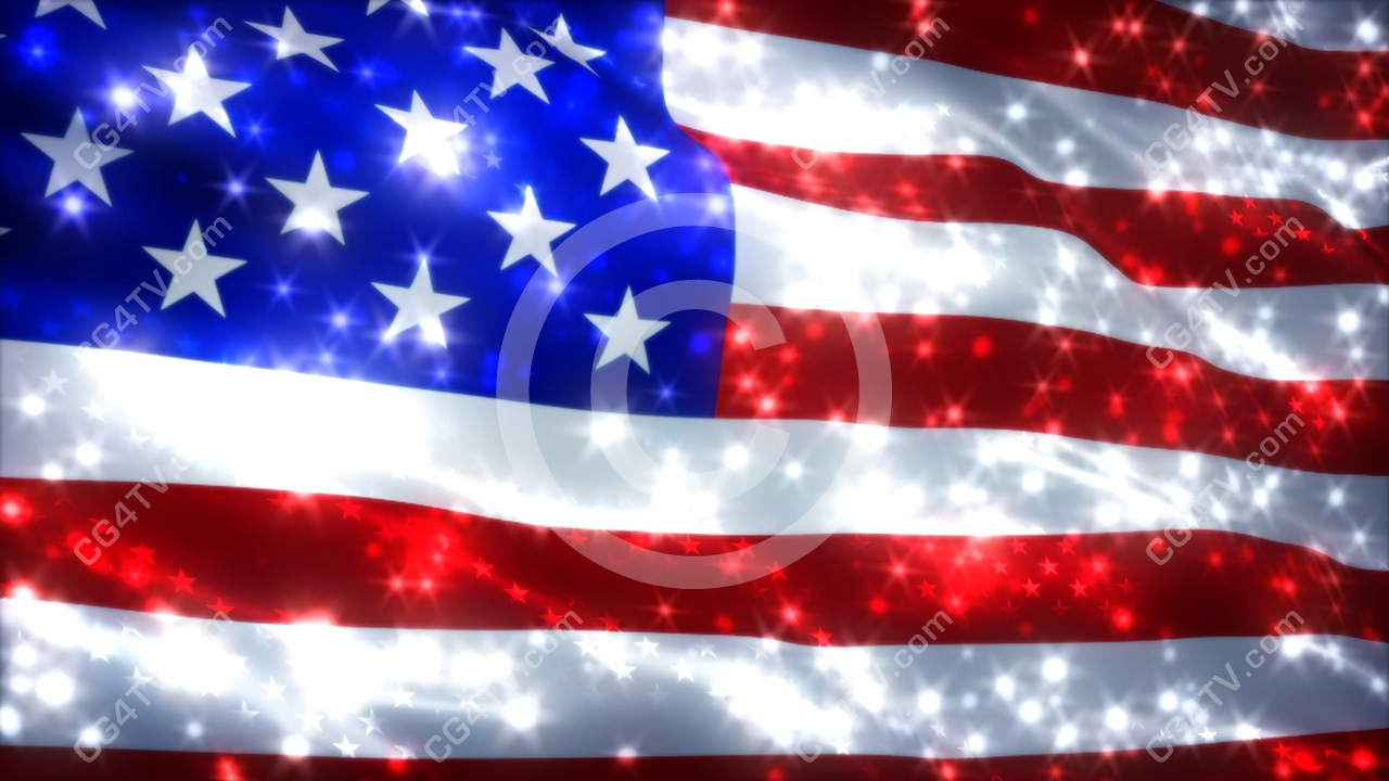 american flag animation royalty free animated background in high